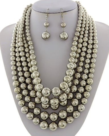 Necklace Set Style #00038