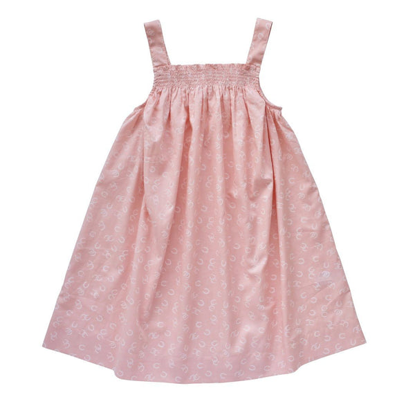 midsummers dress - giddy up voile