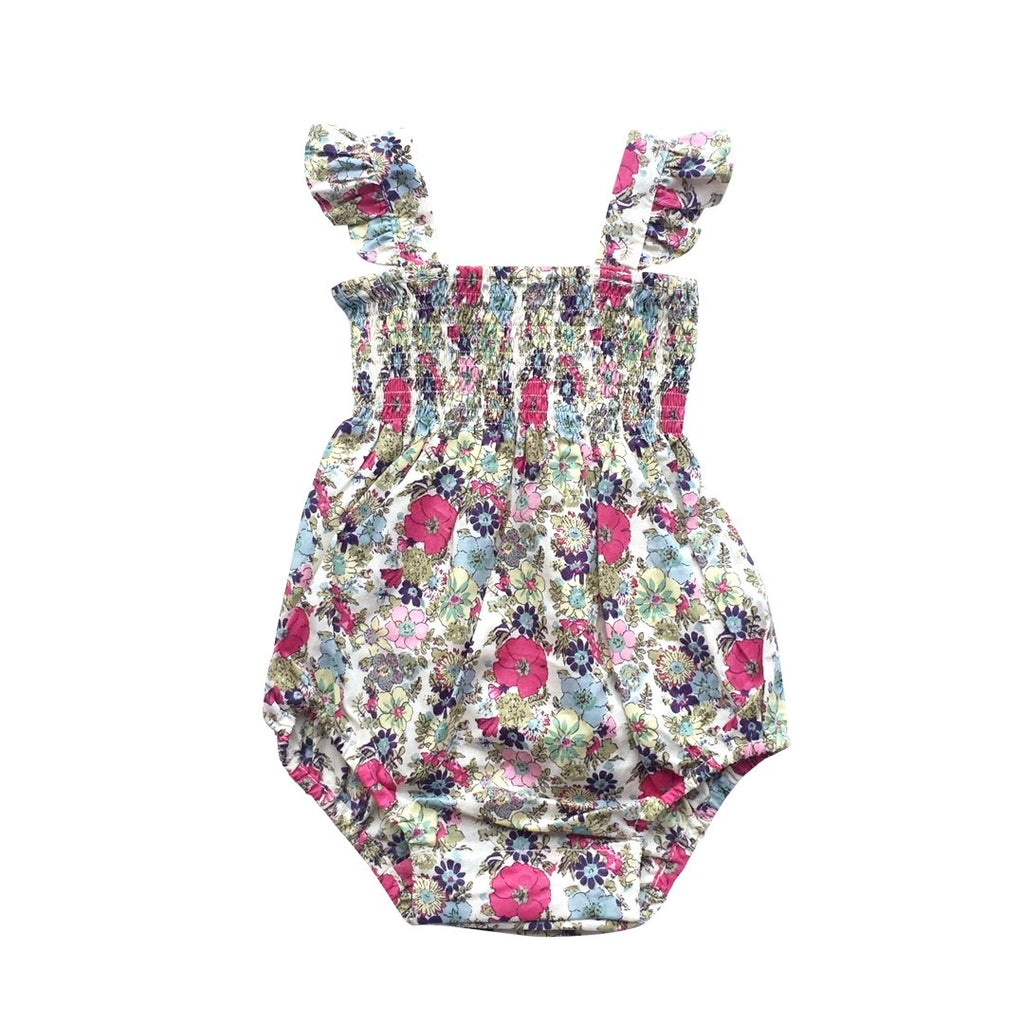 polly playsuit - guadalupe floral