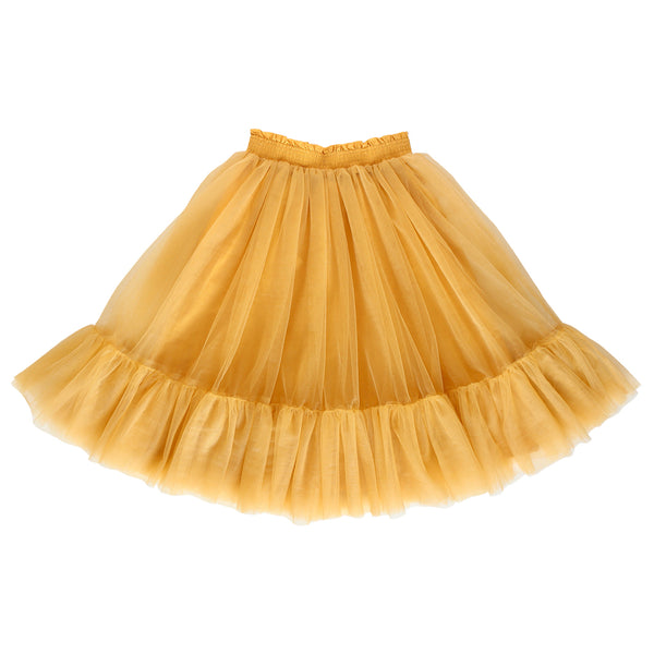 romantic ruffle tutu - honeysuckle tulle