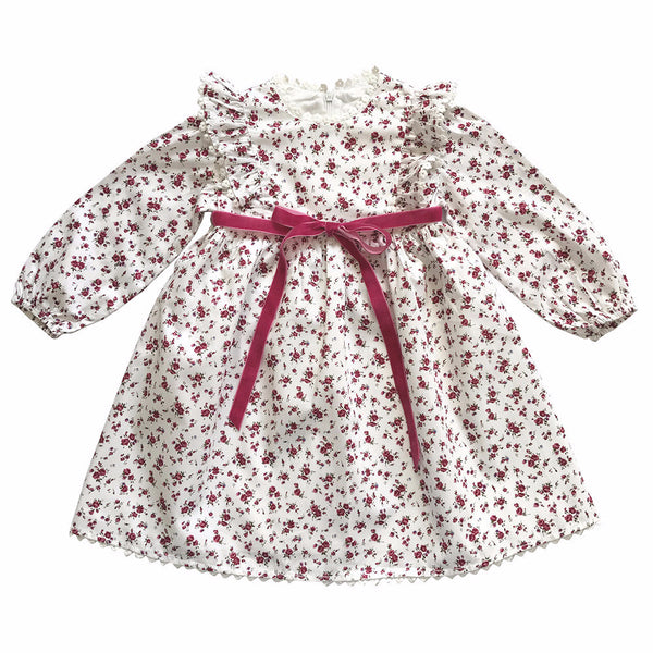 favourite things frock - blossoms dobby