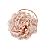 chrysanthemum headband - chai