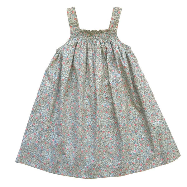 midsummers dress - flores floral