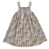 midsummers dress - guadalupe floral