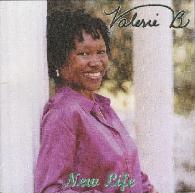 Valerie B - New Life CD