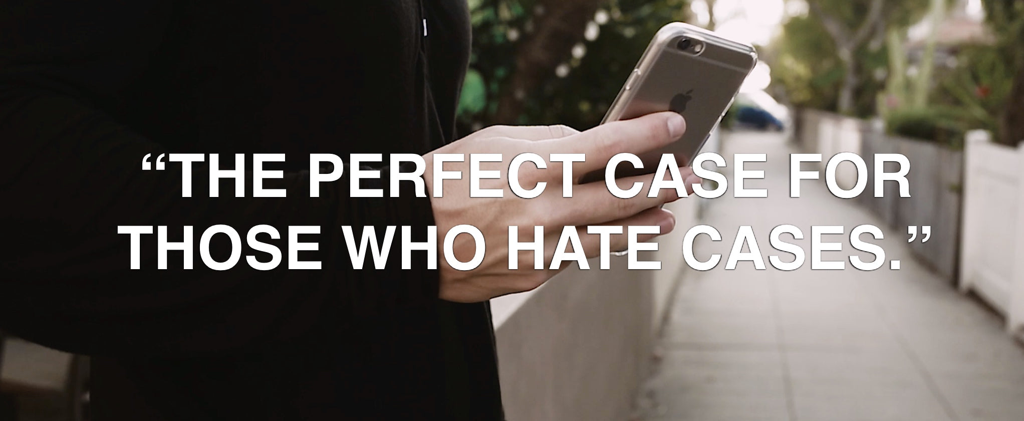 The EVERYDAY iPhone case
