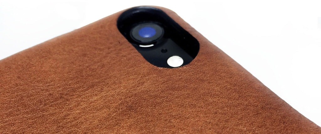 Leather iPhone Case_Apple