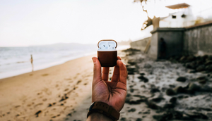 Apple AirPods Leather Case_McWay Falls by Live Work Play