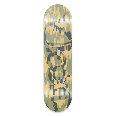 2016 Camouflage Team Collection Snowskate