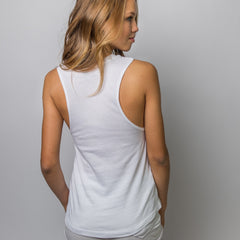 The Muscle Tank - with Serif Graphic