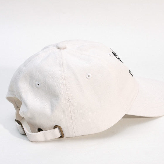 The White Baseball Cap