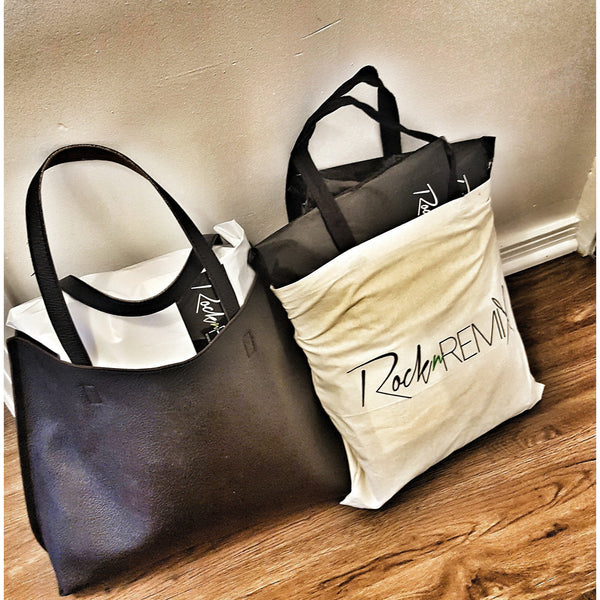 Signature tote bag - Rockn Remix