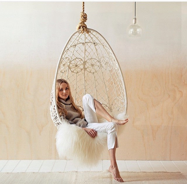 Gypsy Hanging Chair (July)