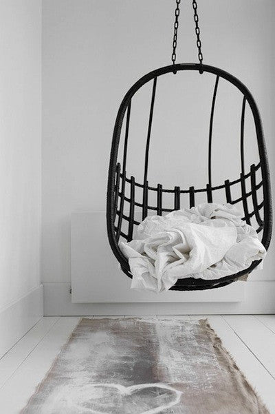 the stella hanging chair (dec delivery) | byron bay hanging chairs