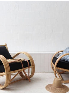 Pretzel armchairs (Feb delivery)
