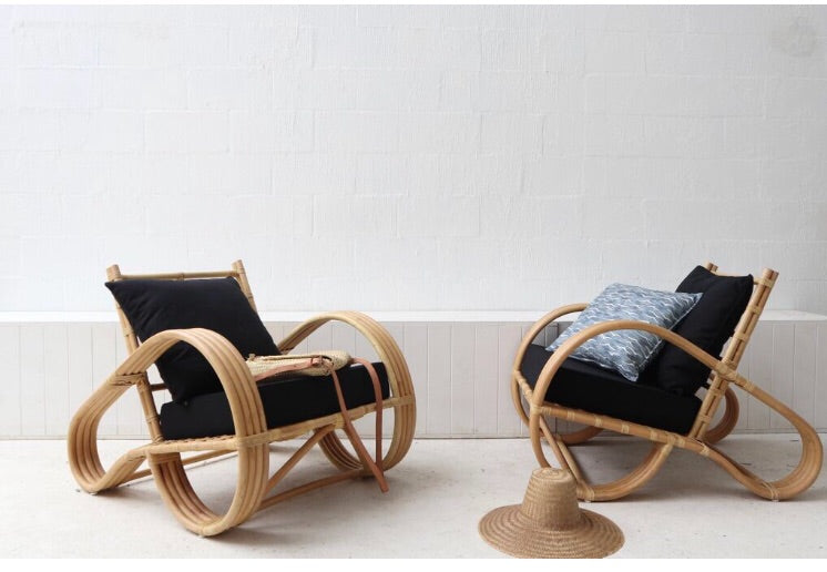 Pretzel Armchair (End January)