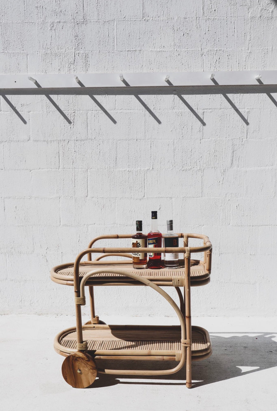 Retro Bar Cart (mid to end July)