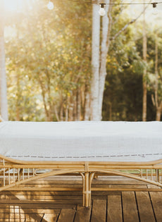 Monaco rattan day bed/kids bed (arriving end Dec)