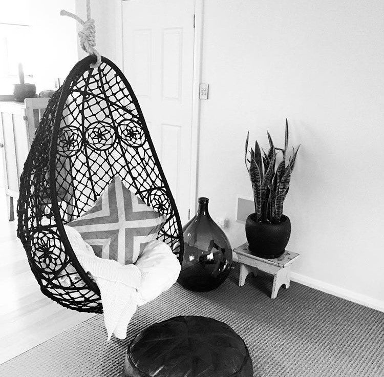 the coco hanging chair (pre order for end jan delivery) | byron