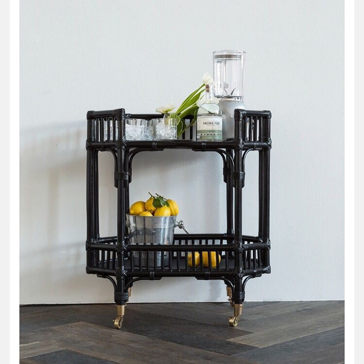 Byron Bay Bar Cart/Side Table (July)