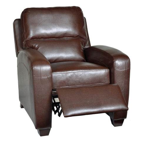 BRICE RECLINER - Harlee Brown