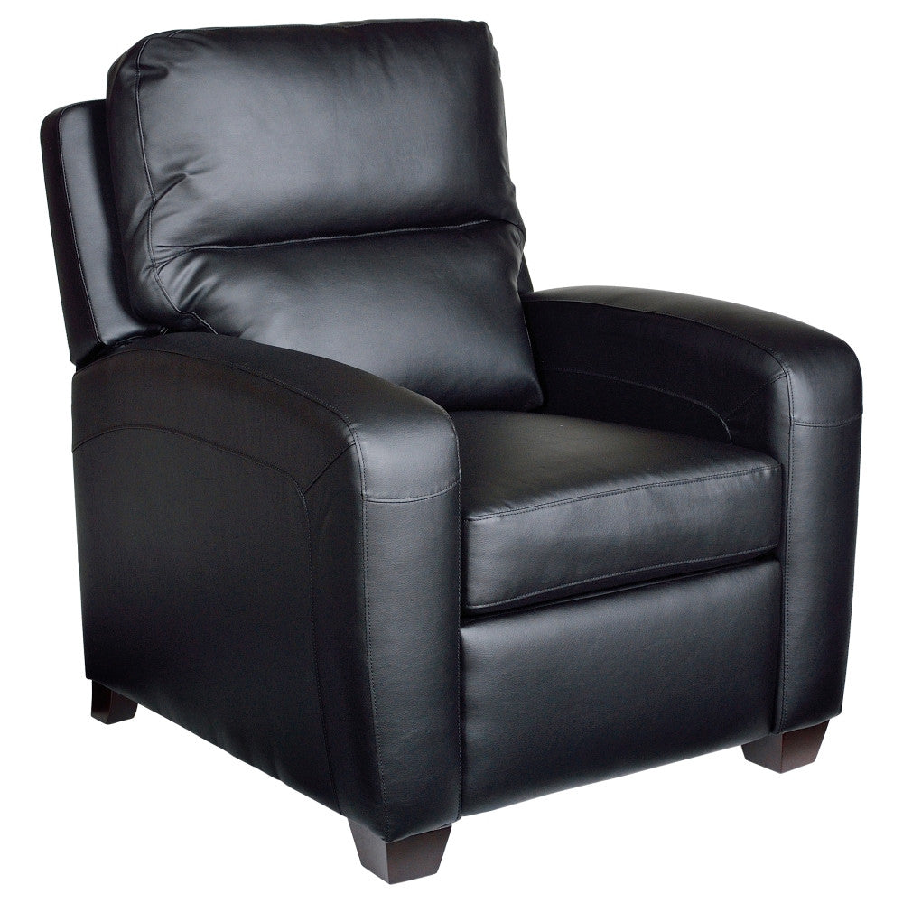 BRICE RECLINER - Royal Black