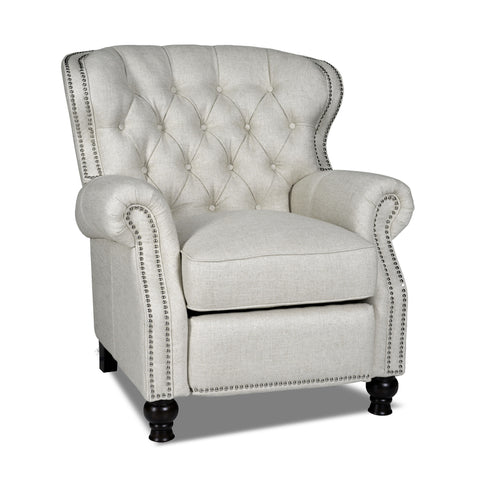 CAMBRIDGE RECLINER -  Brussels Linen