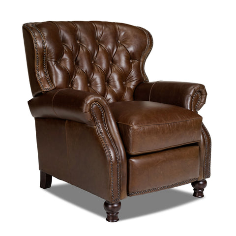CAMBRIDGE RECLINER - Coventry Brown