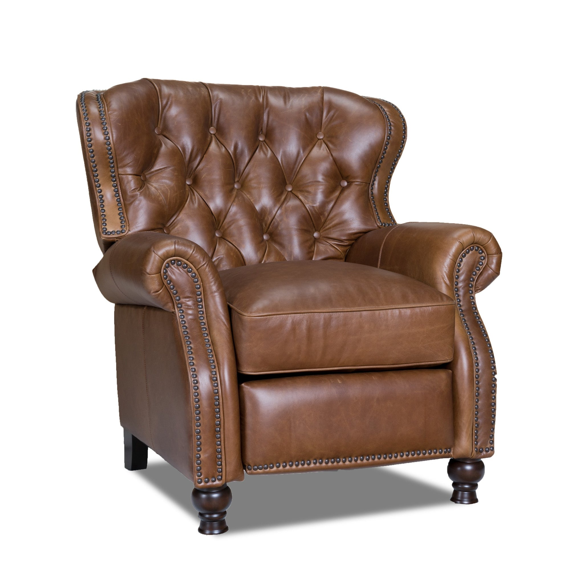 CAMBRIDGE RECLINER - Coventry Saddle