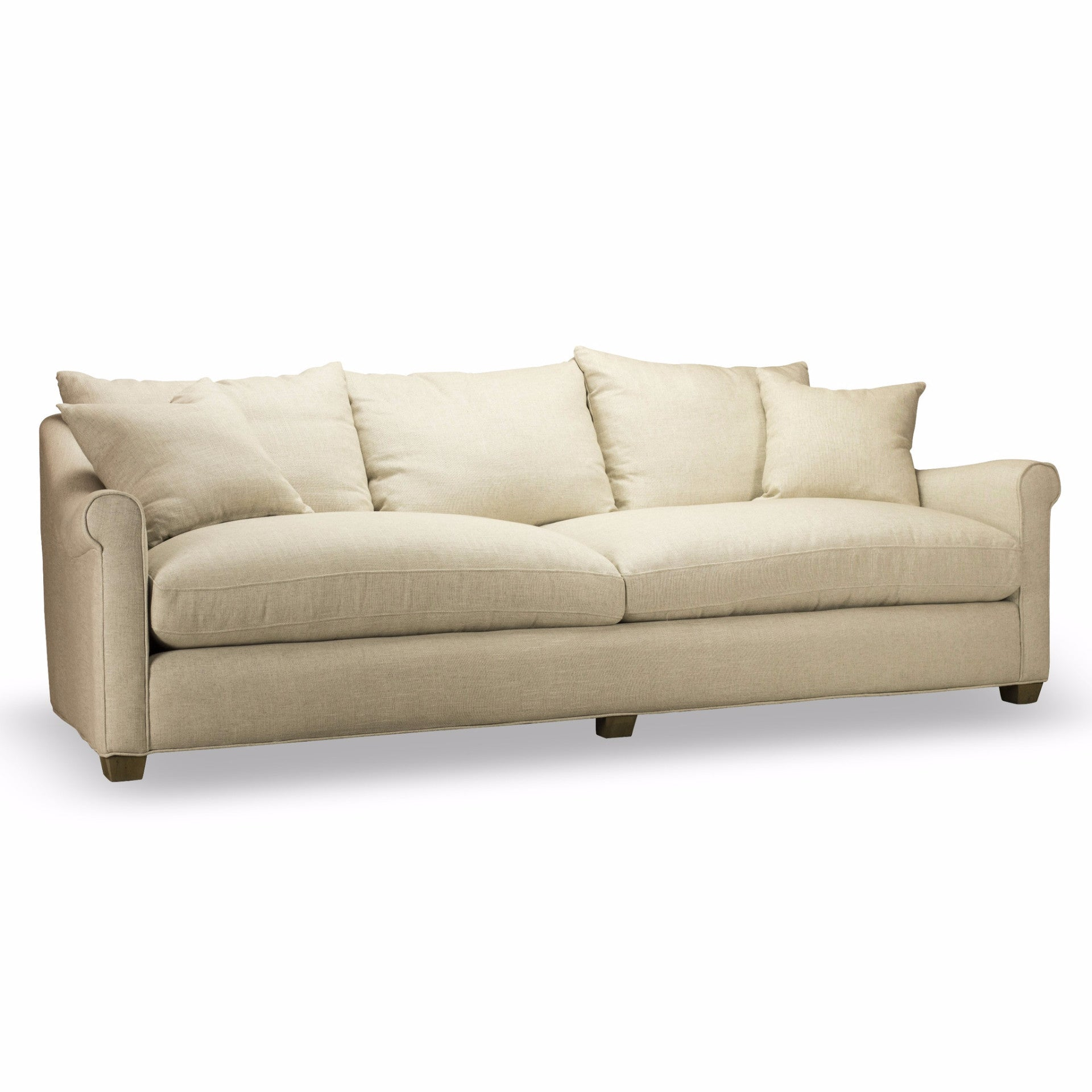 "Celeste 104"" sofa - Natural Ecru"