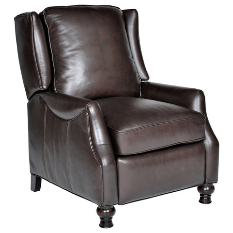 CHARLES RECLINER - Baron Chocolate