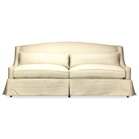 HALSTON SOFA - Natural Ecru