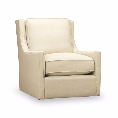 HUGO SWIVEL CHAIR - Beach