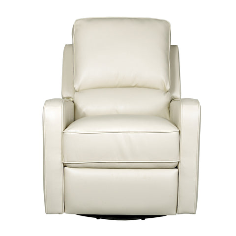 PERTH SWIVEL ROCKER RECLINER - Somerset Creme