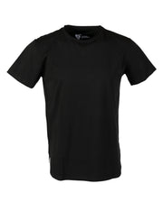 SUSTAINABLE CLASSIC BLACK TEE