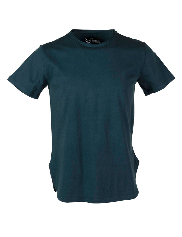 SUSTAINABLE CLASSIC BLUE TEE