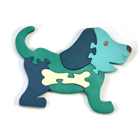 Puppy Puzzle - KinShop Ethical Trading