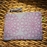 Silk Screen Printed Coin Purse - KinShop Ethical Trading   - 2