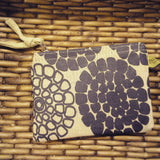 Silk Screen Printed Coin Purse - KinShop Ethical Trading   - 4