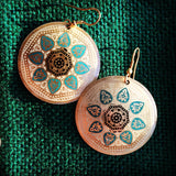 Matsya Earrings - KinShop Ethical Trading   - 3