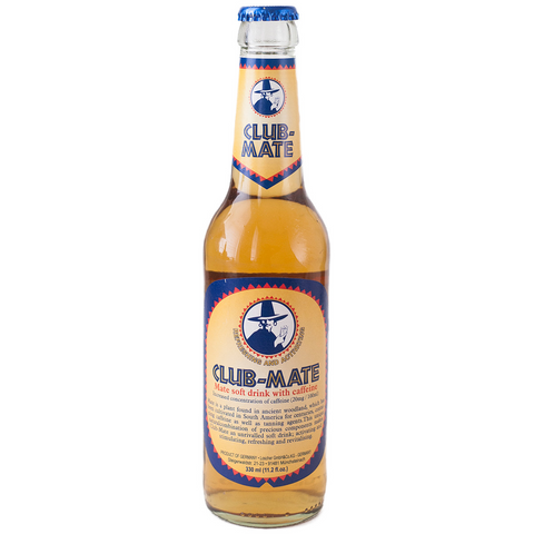Club-Mate Original - 12 Pack (12 oz Glass Bottles)