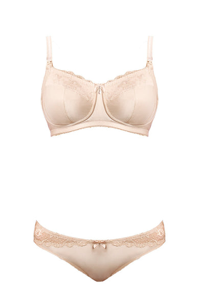 Eclipse Nude bra and matching knicker