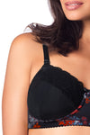 HOTMILK SHOW OFF TEMPTRESS PREGNANCY AND NURSING BRA