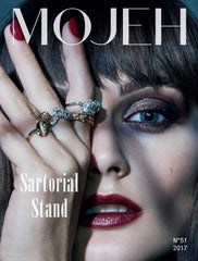 Mojeh Magazine Cover