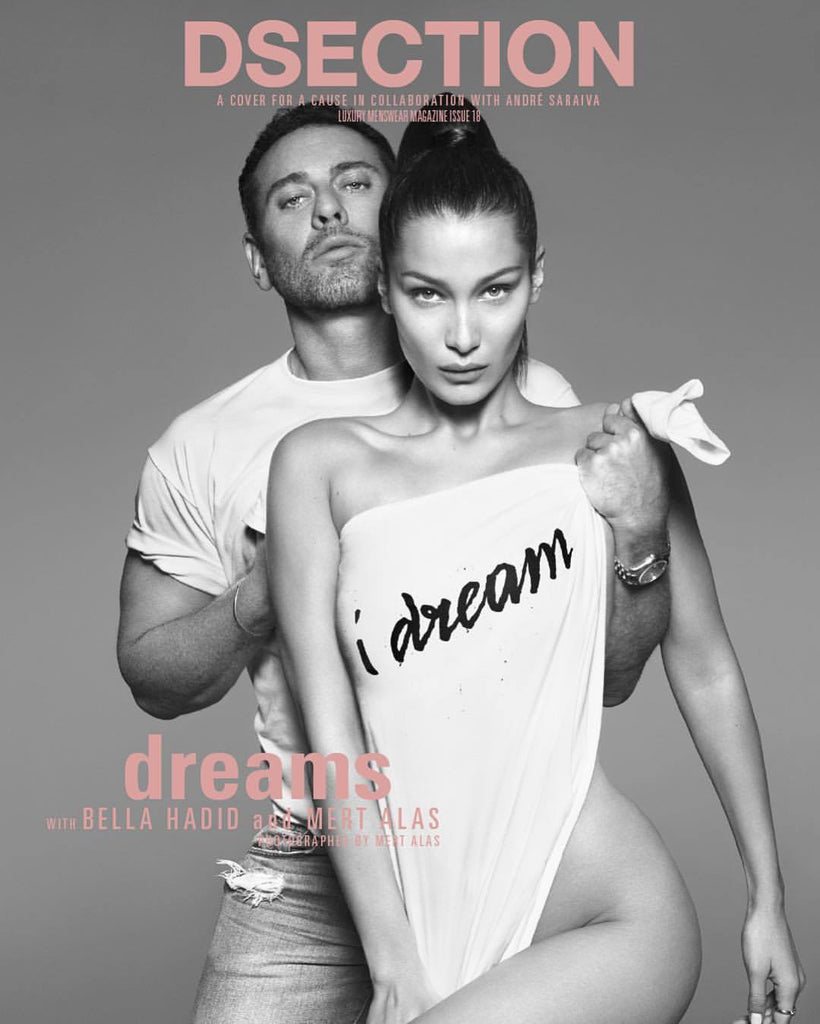 DSection Magazine Dreams Bella Hadid