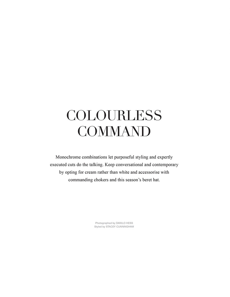 Mojeh Colourless Command