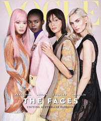 Vogue Australia April 2018 Cover