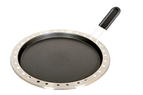 Premier Teflon™ Frying Pan With Fork