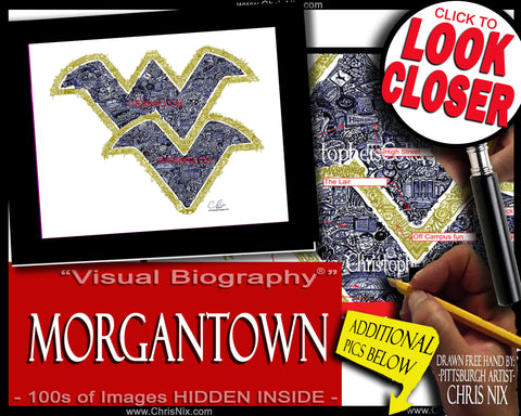 """Morgantown, W V "" - [NO LONGER FOR SALE]"