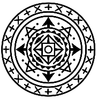 airess mandala symbol by the fifth element life
